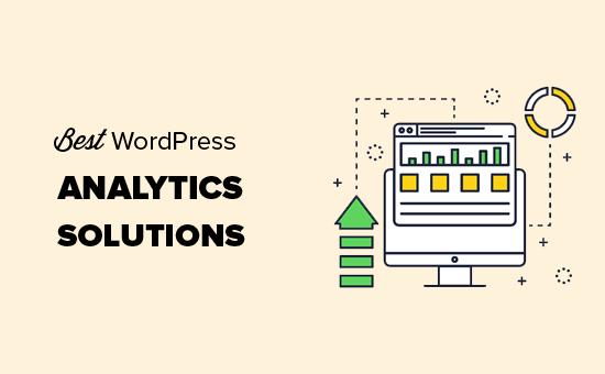 Las mejores soluciones analíticas para usuarios de WordPress
