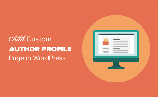 Agregar una página de perfil de autor personalizada en WordPress