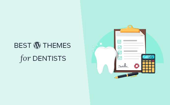 Diş həkimləri üçün ən yaxşı WordPress mövzuları