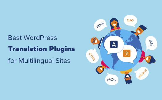 Complementos de traducción de WordPress para sitios web multilingües