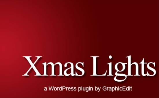 đèn Giáng sinh
