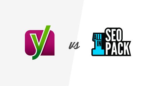 Yoast SEO vs All in One SEO - ¿Cuál es el mejor complemento de WordPress SEO?