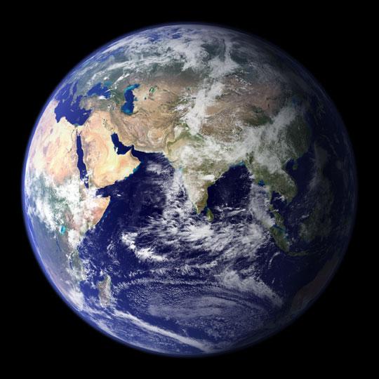 La NASA responde qué sucederá si la Tierra deja de girar