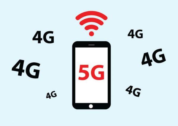 ¿Cuál es la diferencia entre 4G y 5G 1?
