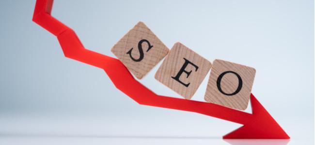 ¿Qué es el SEO negativo y qué puede significar para tu blog?