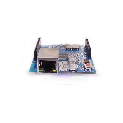 Kuman Ethernet Shield W5100