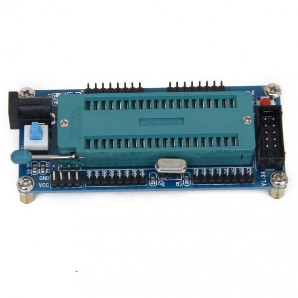 ISP ATmega16 ATmega32 Placa de módulo de sistema mínimo AVR