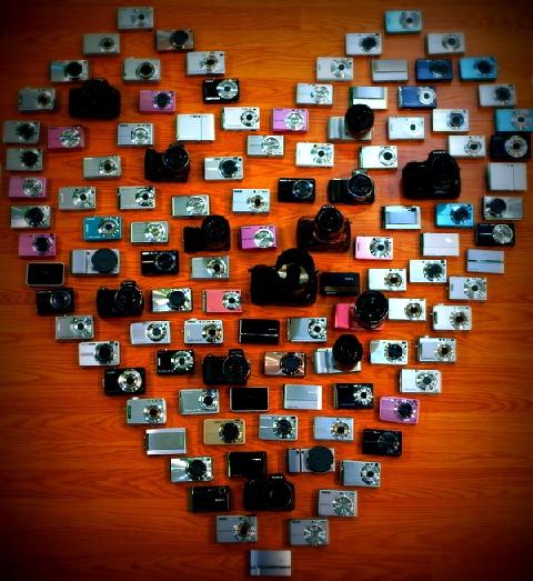 trái tim sony