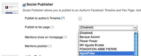 editor social