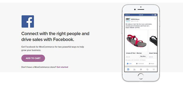 Facebook        cho WooC Commerce