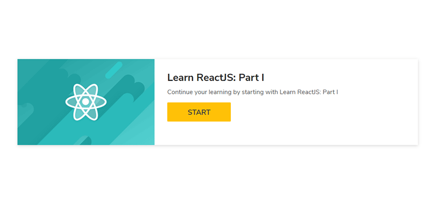 Learn ReactJS: Part I