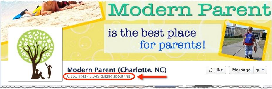 trang cha mẹ hiện đại