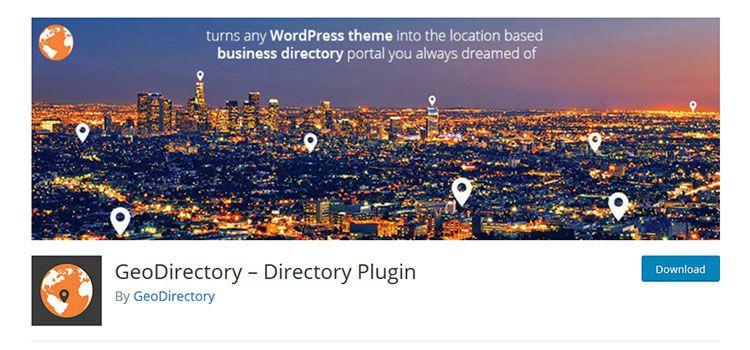 GeoDirectory - Plugin thư mục