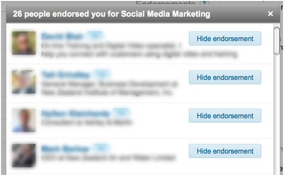 6 Mẹo sử dụng LinkedIn Chứng thực mới 1