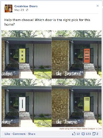 elige qué puerta
