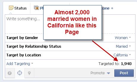 vydaté ženy v Kalifornii