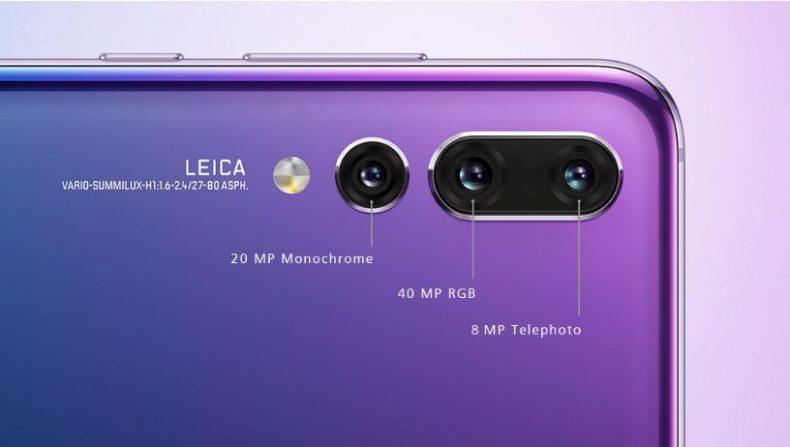 Los últimos teléfonos de Apple y Samsung podrían venir con una configuración de cámara triple