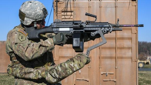 Los soldados del ejército de EE. UU. Pronto tendrán un tercer brazo