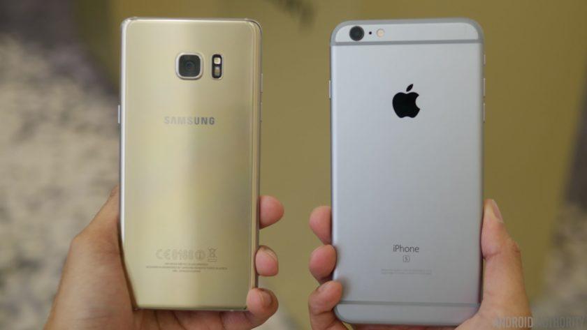 Samsung pagará una multa de $ 533 millones por copiar el iPhone
