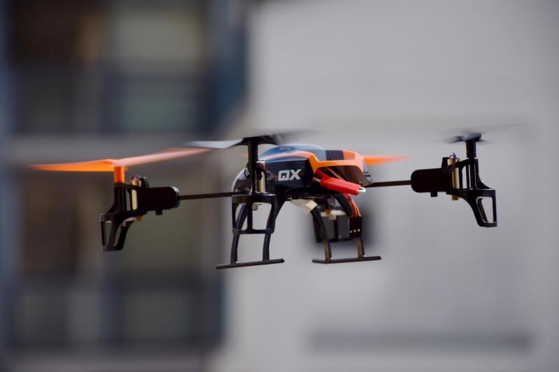 El nuevo sistema de seguridad de drones detiene los accesorios antes de cortar los dedos