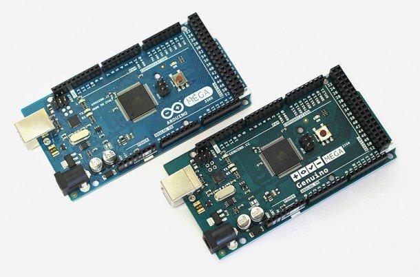 Tableros de microcontroladores 12