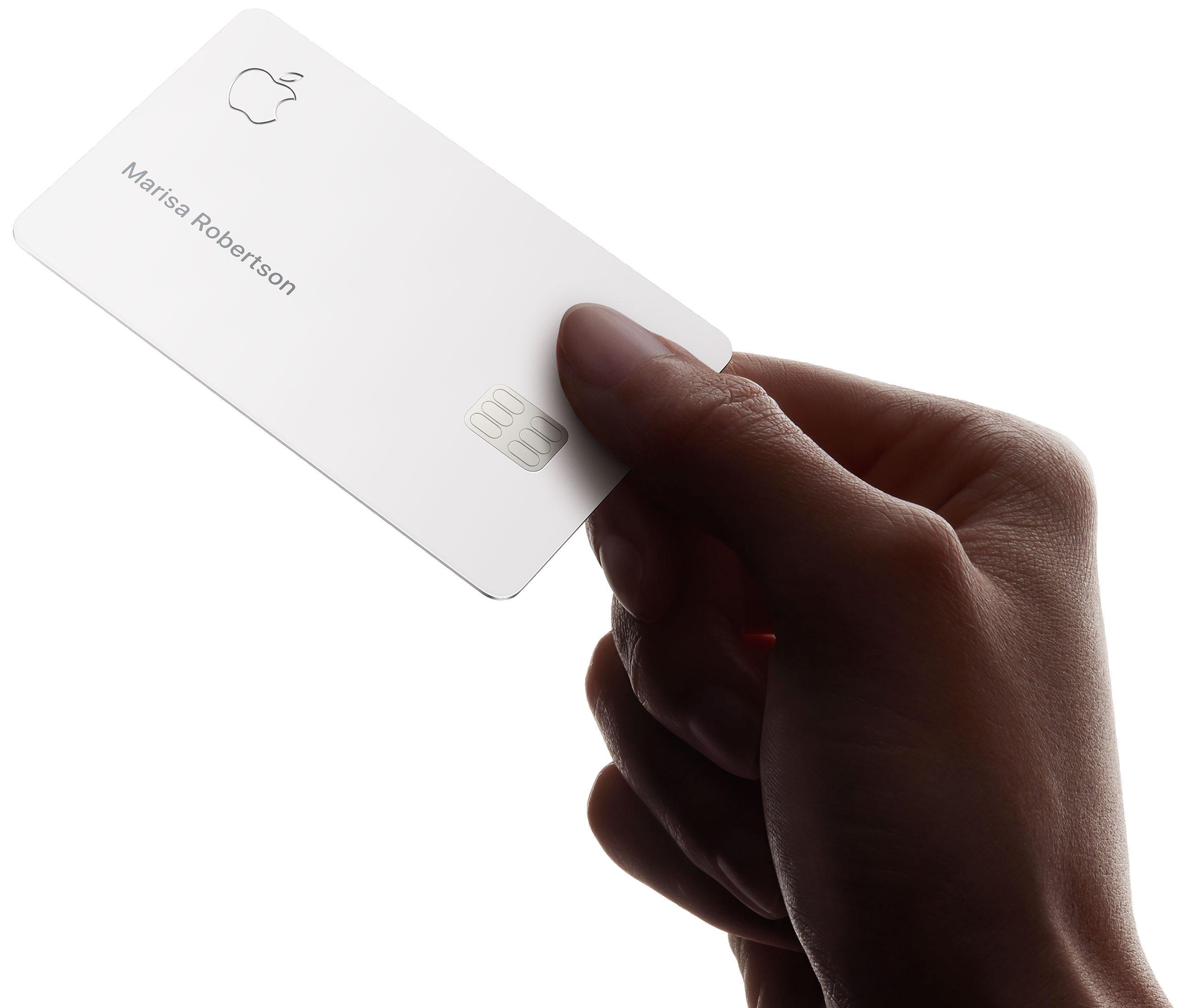 So blockieren Sie die Apple Titanium-Karte So erstellen Sie eine