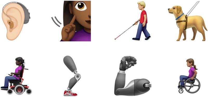 Apple Estamos por delante de los nuevos emojis que llegarán este año para el Día Mundial del Emoji 4