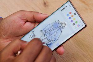 Galaxy Note 10 más imagen
