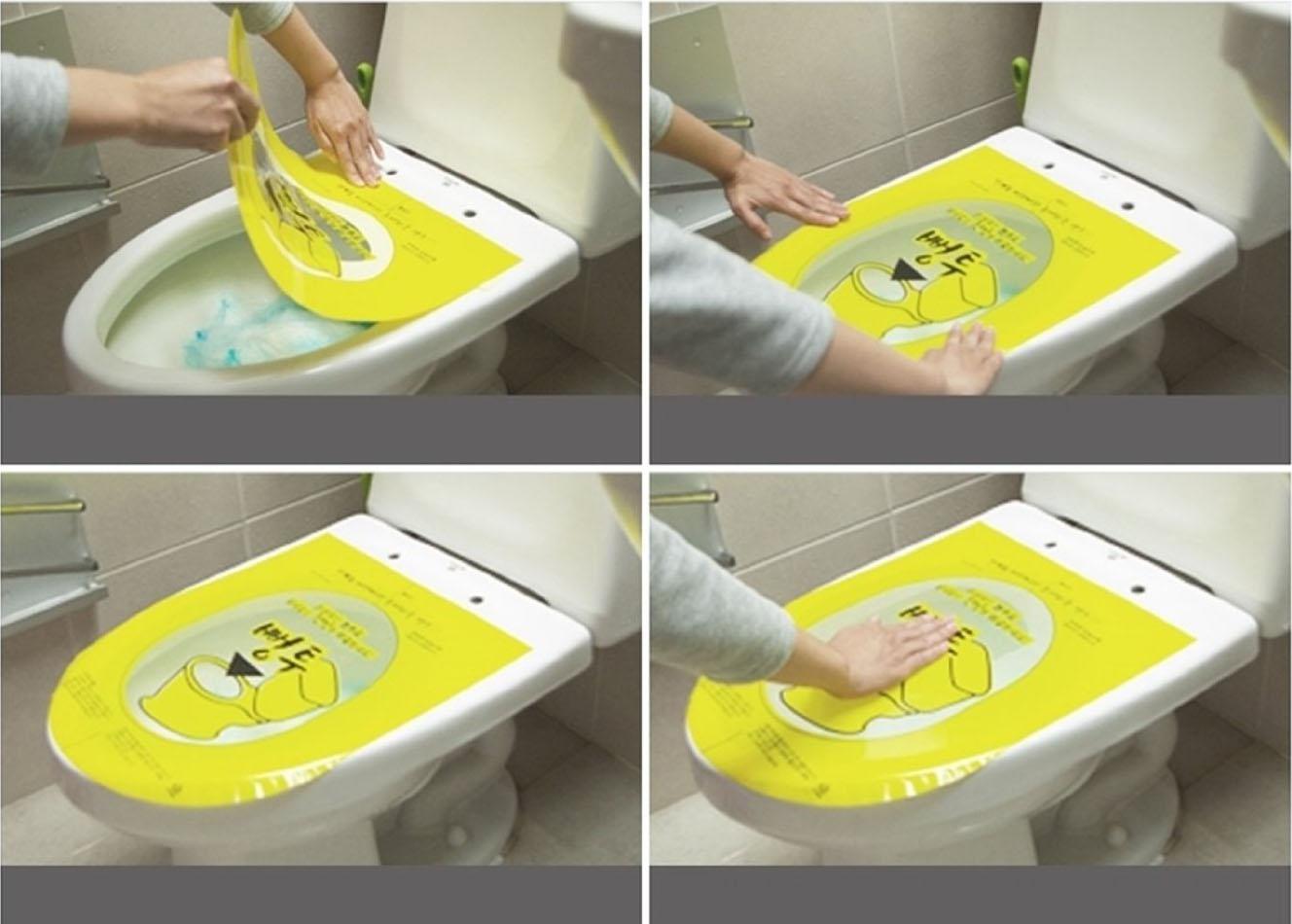 ¡Adiós, émbolo!  Inventores coreanos presentan un dispositivo de desatasco para inodoros Genius