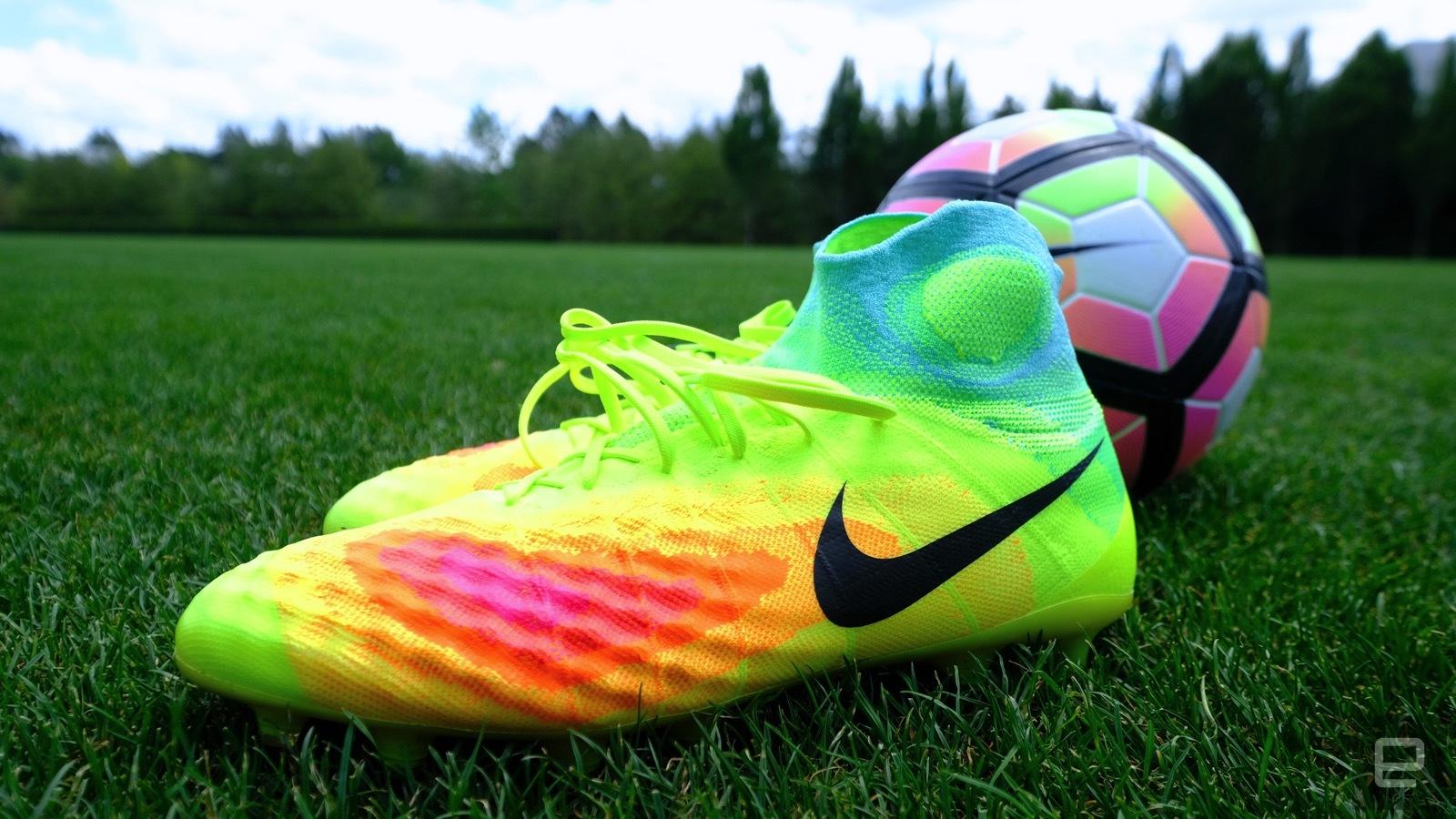 La última zapatilla de fútbol Nike Magista 2 es la zapatilla más investigada hasta la fecha