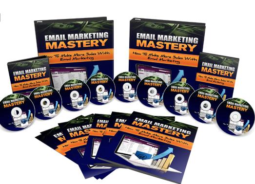 Dominio del marketing por correo electrónico