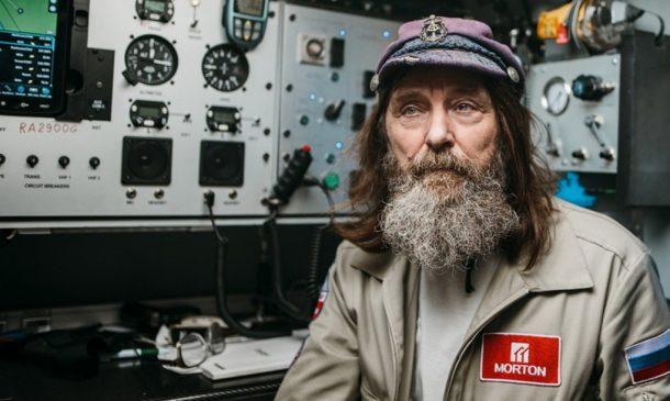 Aventurero ruso hace récord mundial al volar solo alrededor del mundo en 11 días_Imagen 1