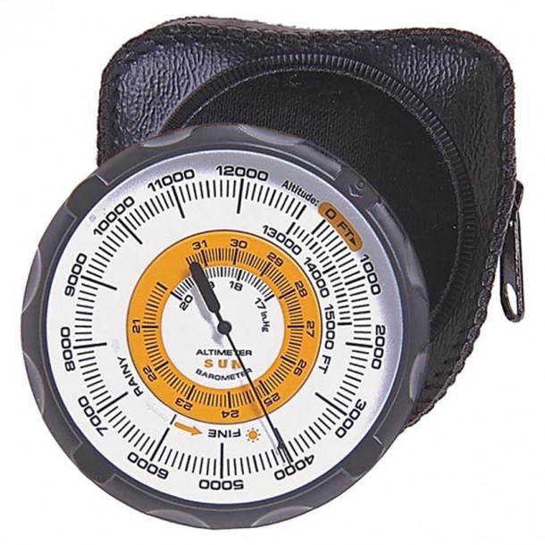 Sun Altimeter 202 Altímetros para entusiastas de la aventura
