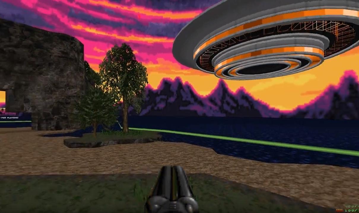 Antiguos alienígenas y renacimiento: las modificaciones más psicodélicas de la destrucción 2