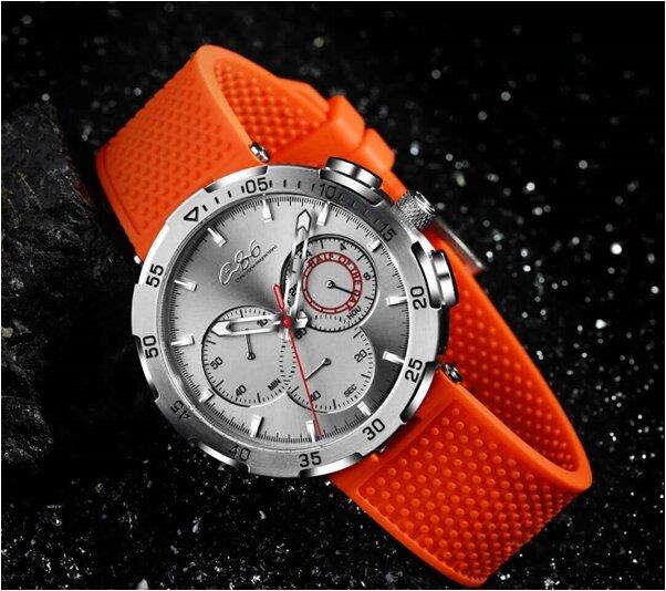 Funciones del nuevo reloj deportivo C + 86