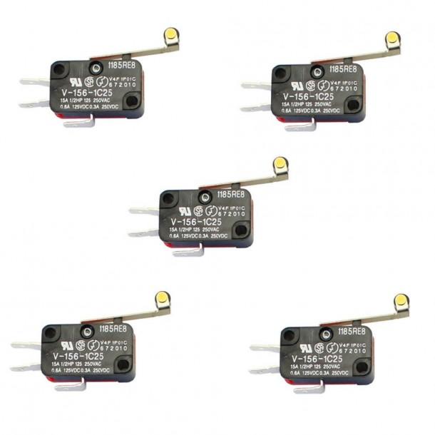 10 mejores interruptores de límite industriales (5)