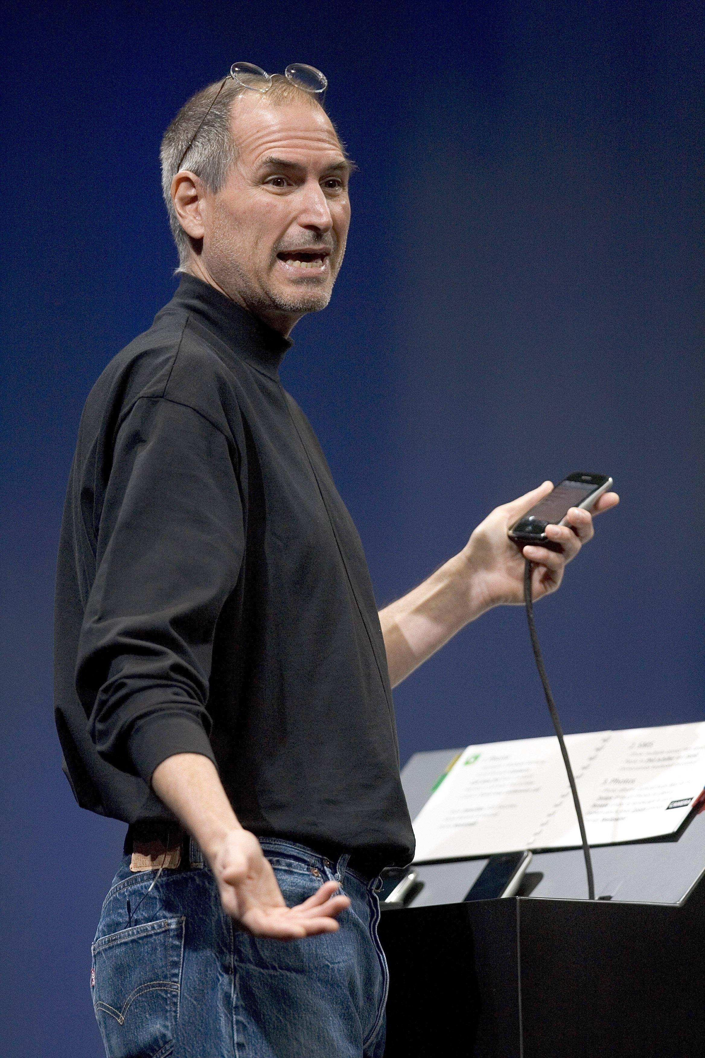 Apple Steve Jobs, el difunto fundador, dijo una vez que