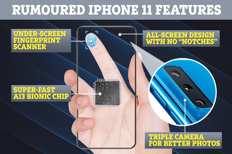 Los casos filtrados para el nuevo iPhone revelan