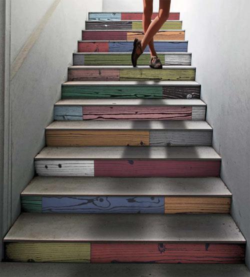 Echa un vistazo a estas increíbles escaleras 1