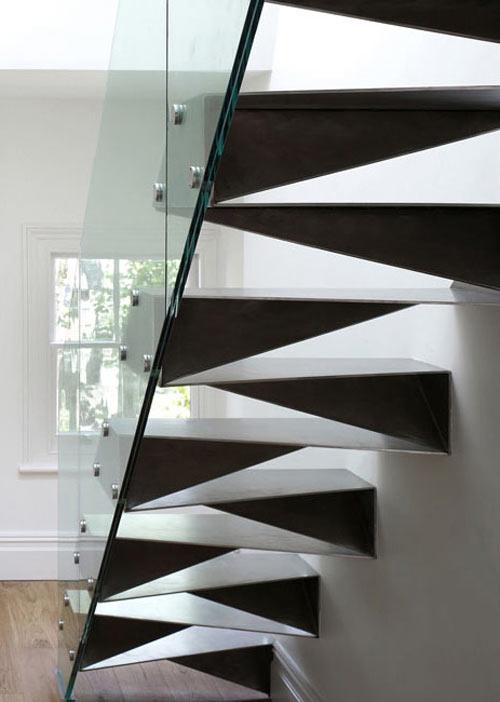 Echa un vistazo a estas increíbles escaleras 123