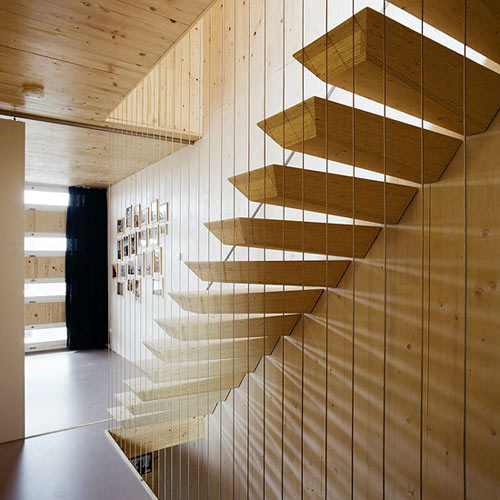 Echa un vistazo a estas increíbles escaleras 7 hertha