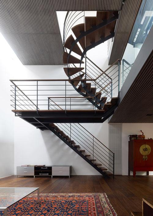 Echa un vistazo a estas increíbles escaleras 8 Daici