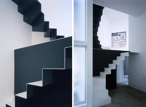 Echa un vistazo a estas increíbles escaleras 15