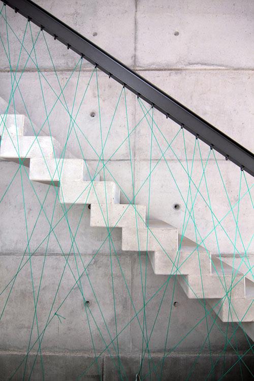 Echa un vistazo a estas increíbles escaleras 17