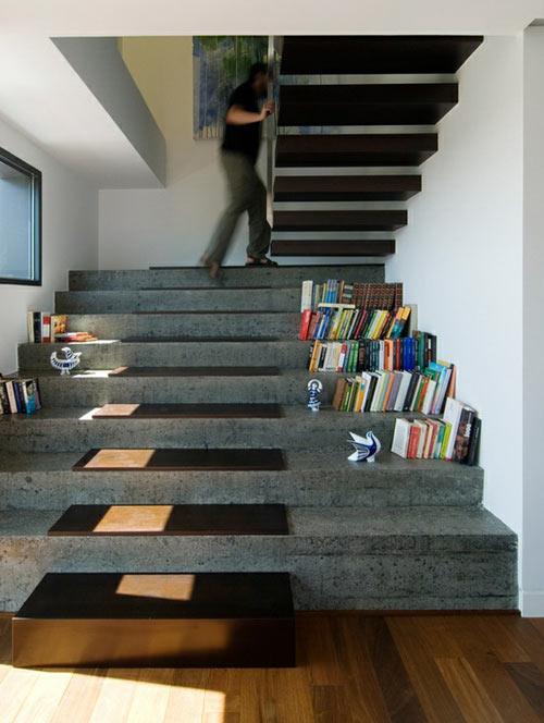 Echa un vistazo a estas increíbles escaleras 16