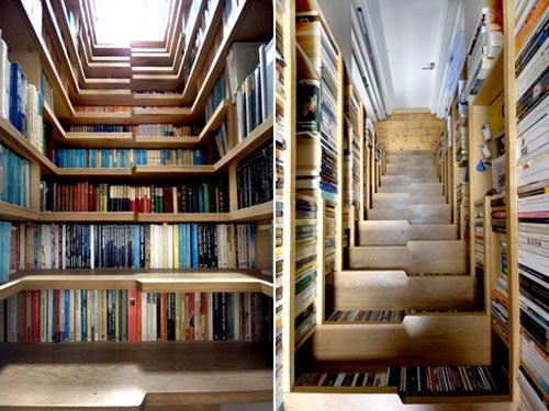 Echa un vistazo a estas increíbles escaleras 19
