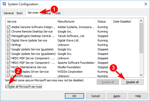 Adaptador inalámbrico bugcode_ndis_driver