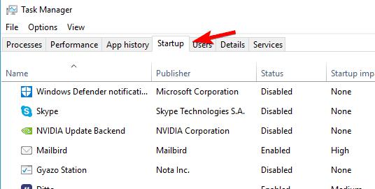Controlador de código de parada ndis de Windows