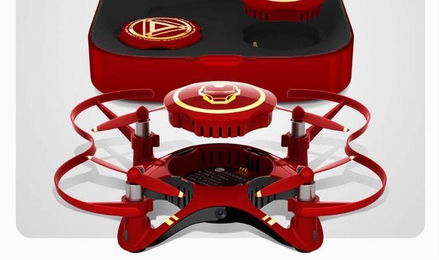 Jellyfish Mini Aircraft Iron Man: nuevo dron para fanáticos de los Vengadores