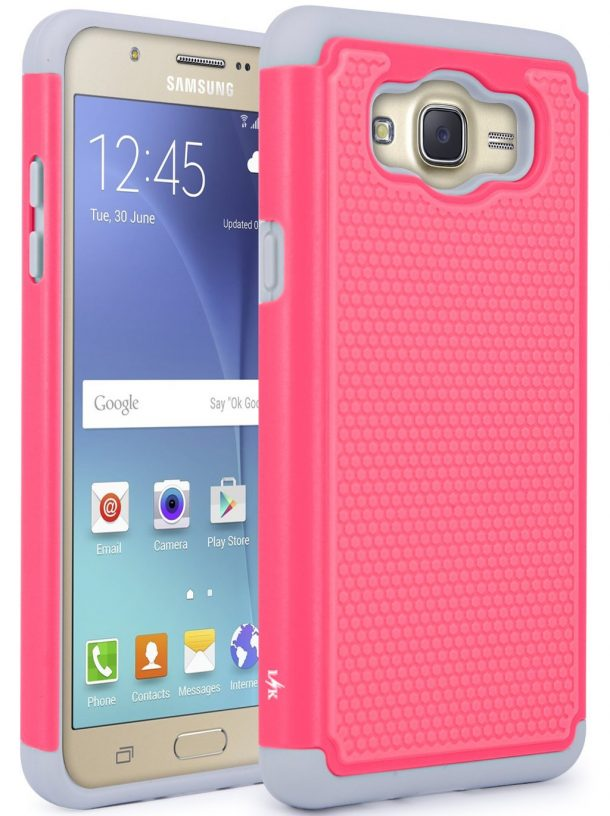 10 mejores casos para Samsung J7-2016 (7)